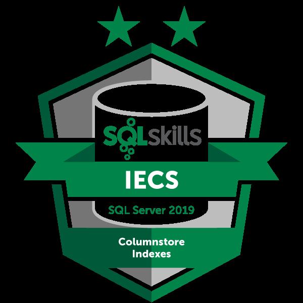 SQLskills IECS - SQL Server 2019