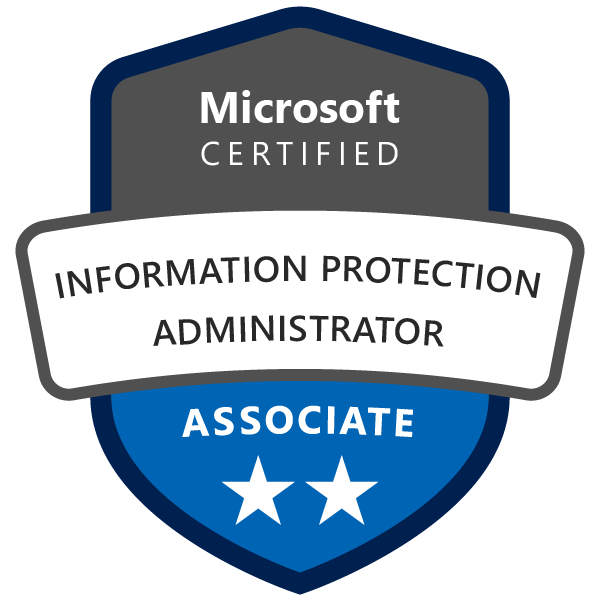 Microsoft Certified: Information Protection Administrator Associate
