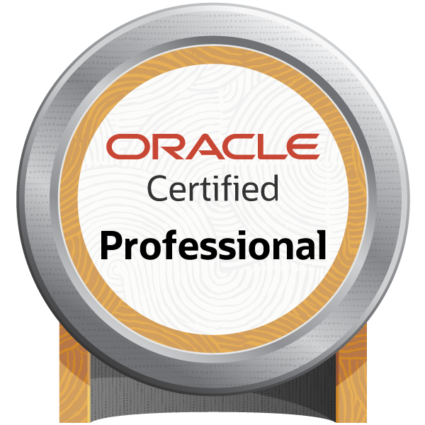 Oracle Database 12c Administrator Certified Professional