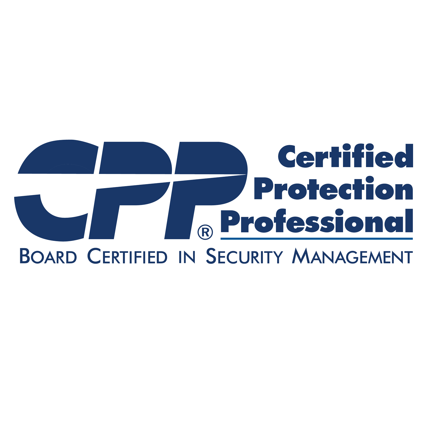Certified Protection Professional (CPP)