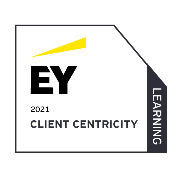 EY Client Centricity Series (2021)