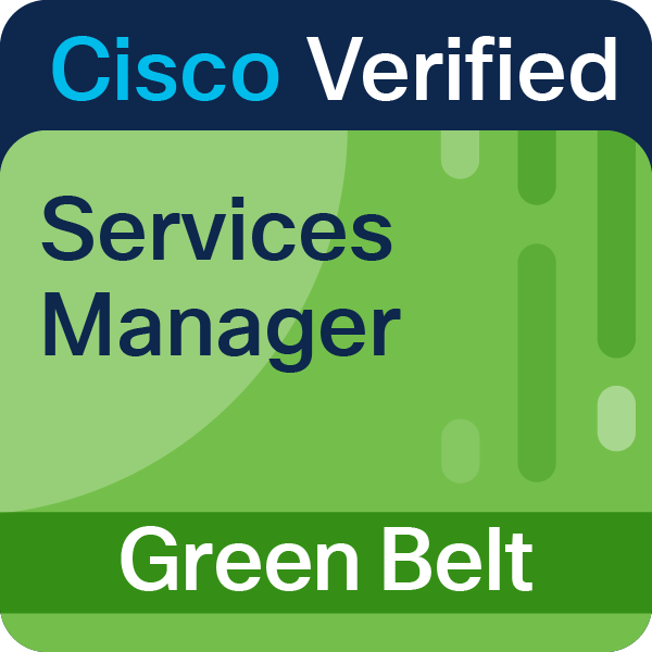 Services Manager Green Belt
