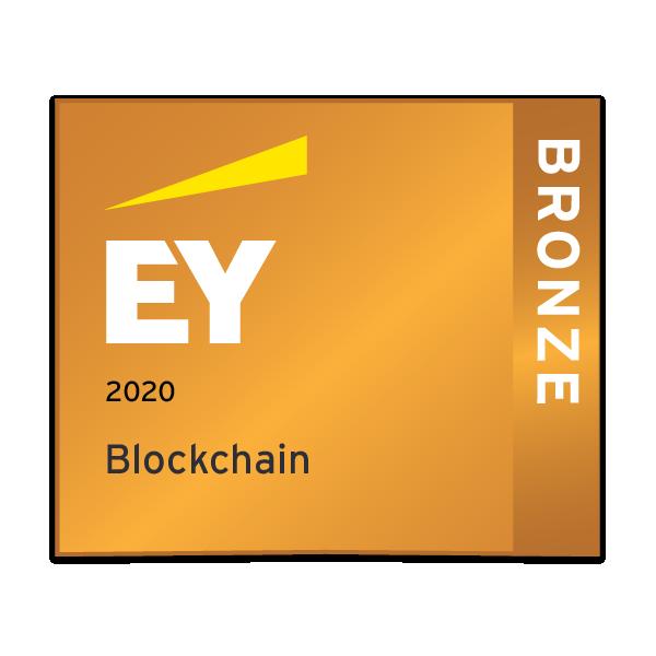 EY Emerging technology - Blockchain - Bronze