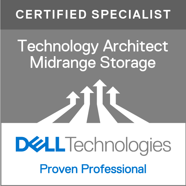 Specialist - Technology Architect, Midrange Storage Solutions Version 2.0