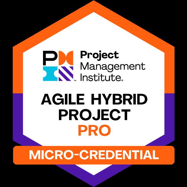 Agile Hybrid Project Pro