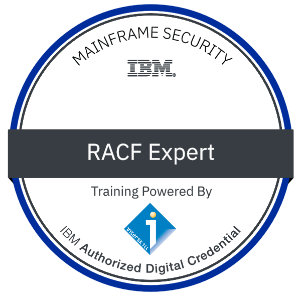 Interskill - Mainframe Security – RACF – Expert