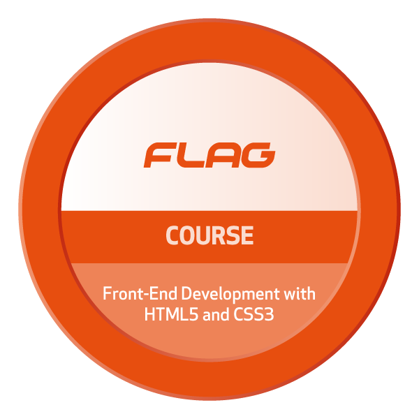 Front-End Development with HTML5 and CSS3