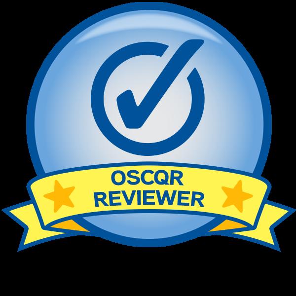 SUNY Online Certified OSCQR Reviewer