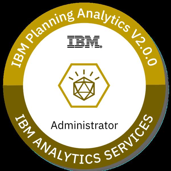 IBM Planning Analytics V2.0.0 Administrator