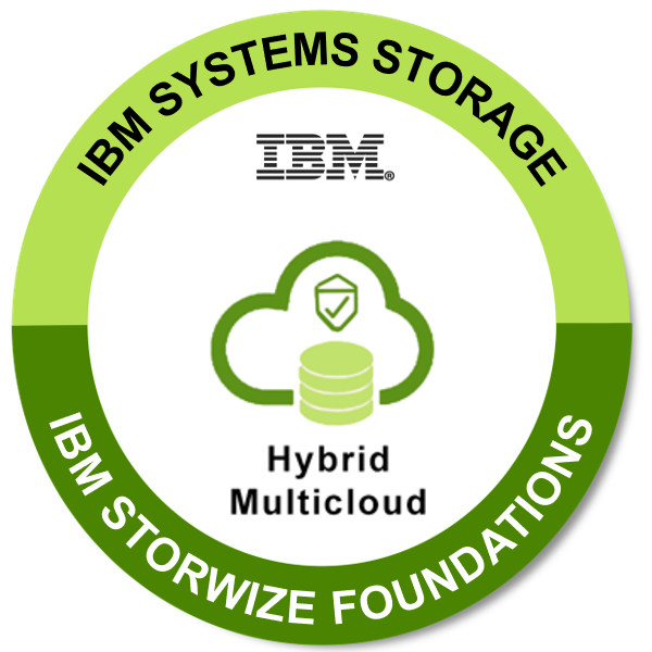 IBM Storwize Hybrid Multicloud Foundations