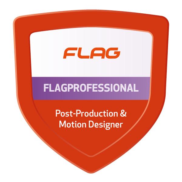 FLAGProfessional Post-Production & Motion Designer