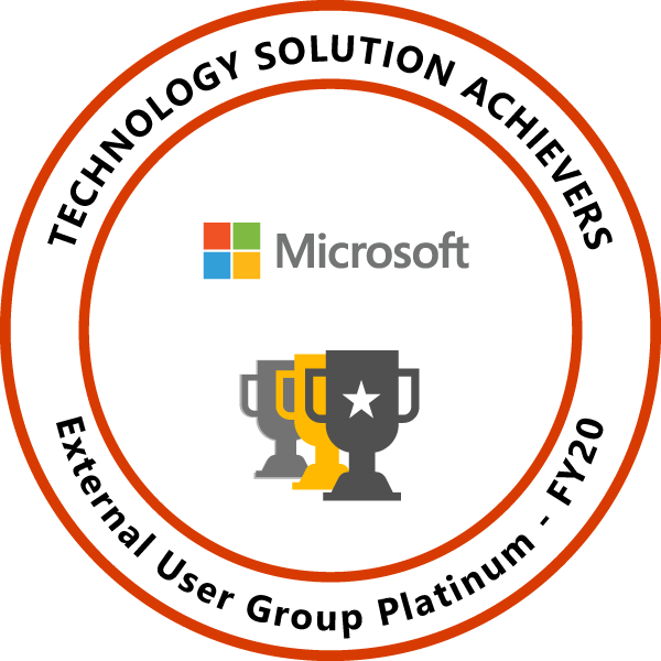 External User Group Platinum