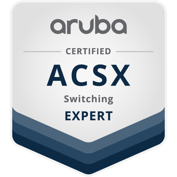 Aruba Certified Switching Expert