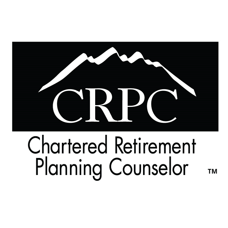 Chartered Retirement Planning Counselor℠ or CRPC® Professional Designation