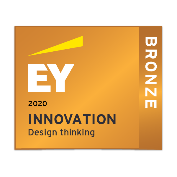 EY Innovation - Design thinking - Bronze