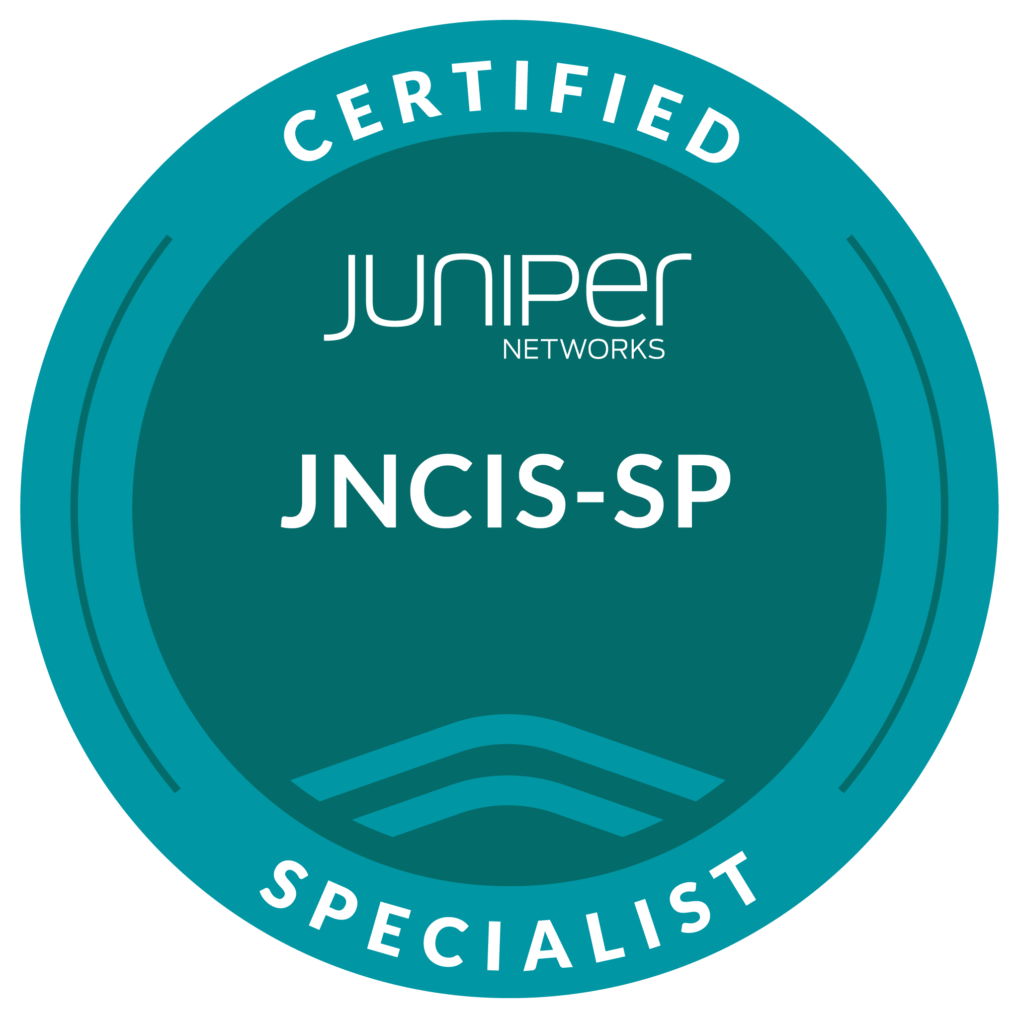 Juniper Networks Certified Specialist, Service Provider Routing & Switching (JNCIS-SP)