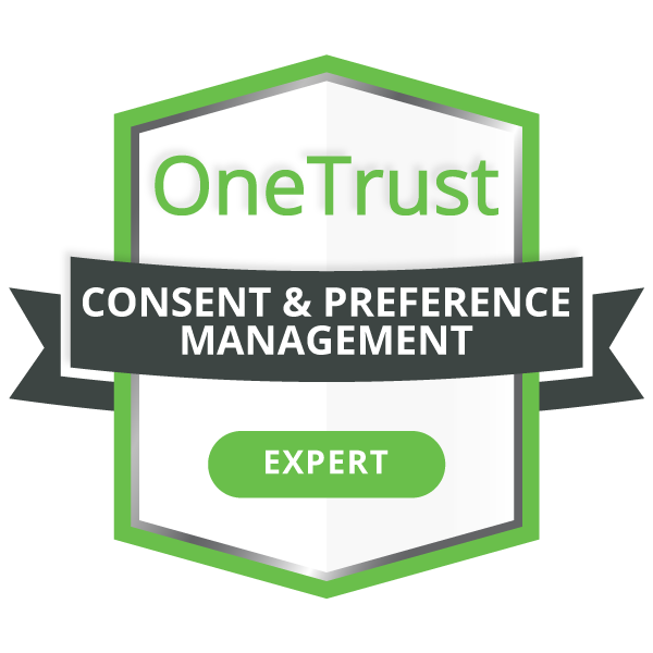 OneTrust Consent and Preference Management Expert