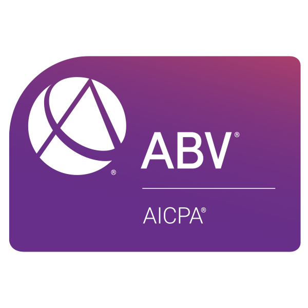 Accredited in Business Valuation (ABV®) Credential