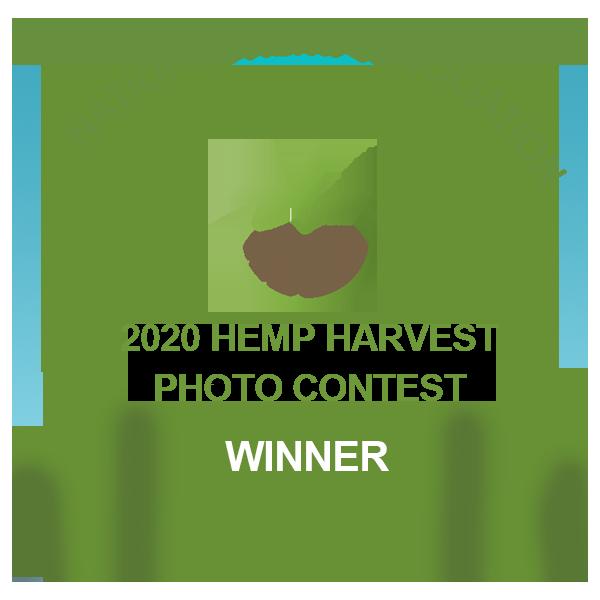 NHA 2020 Hemp Harvest Photo Winner