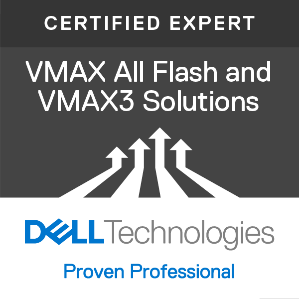 Expert - VMAX All Flash and VMAX3 Solutions Version 2.0