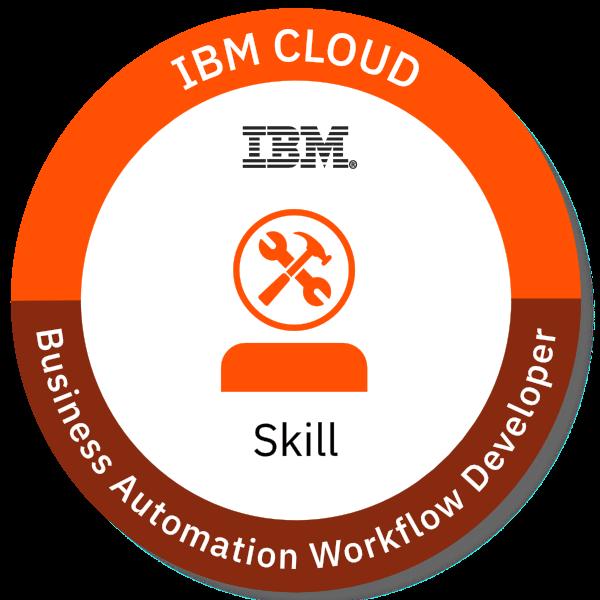 IBM Business Automation Workflow V19 Developer
