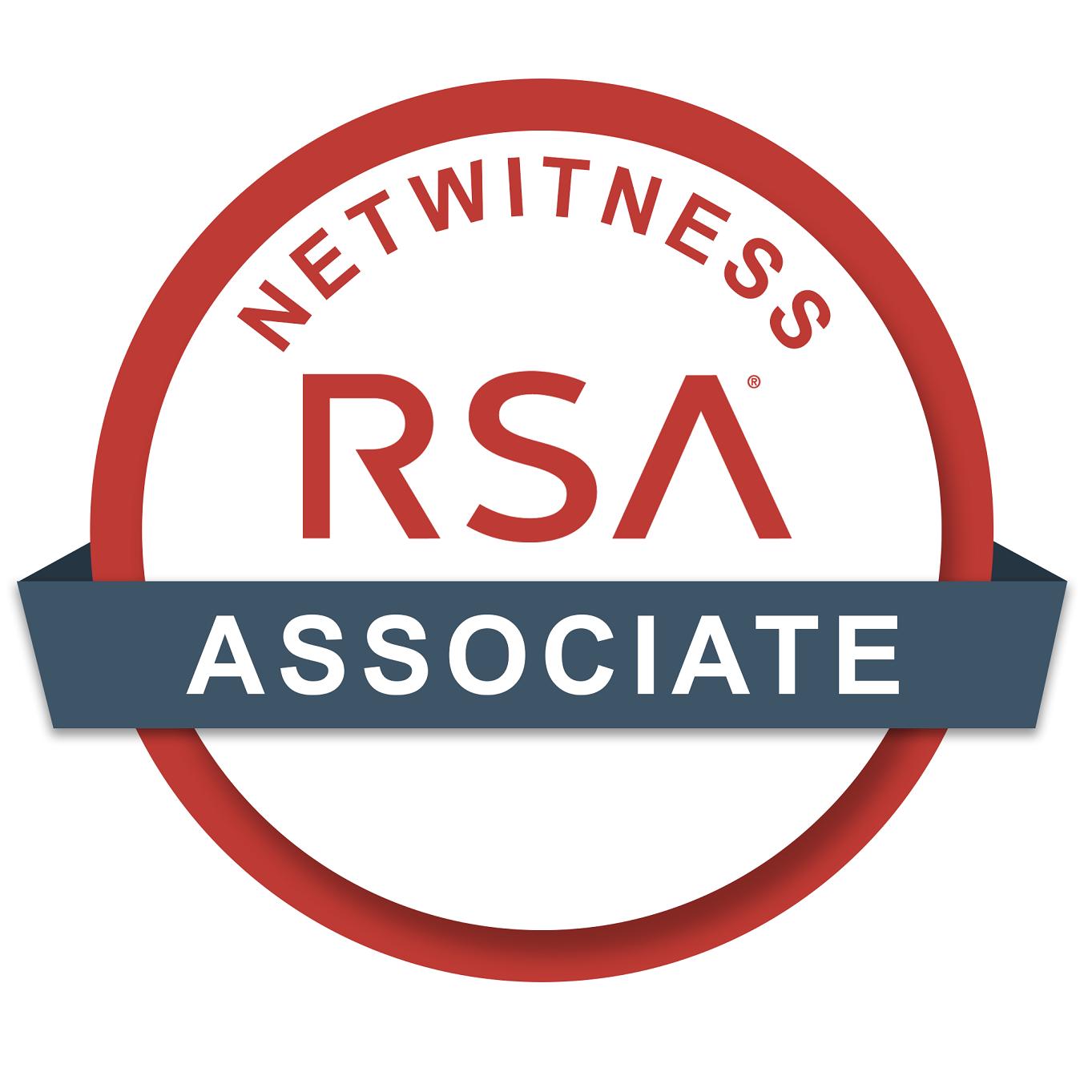 NetWitness Certified Associate