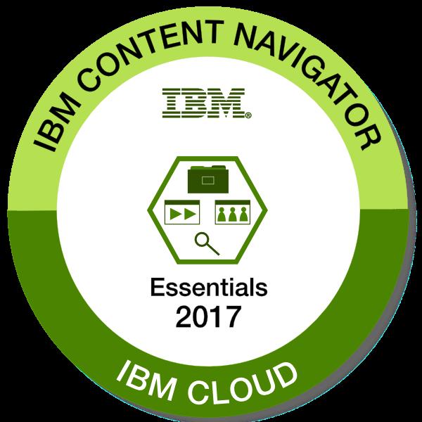 IBM Content Navigator Essentials - 2017