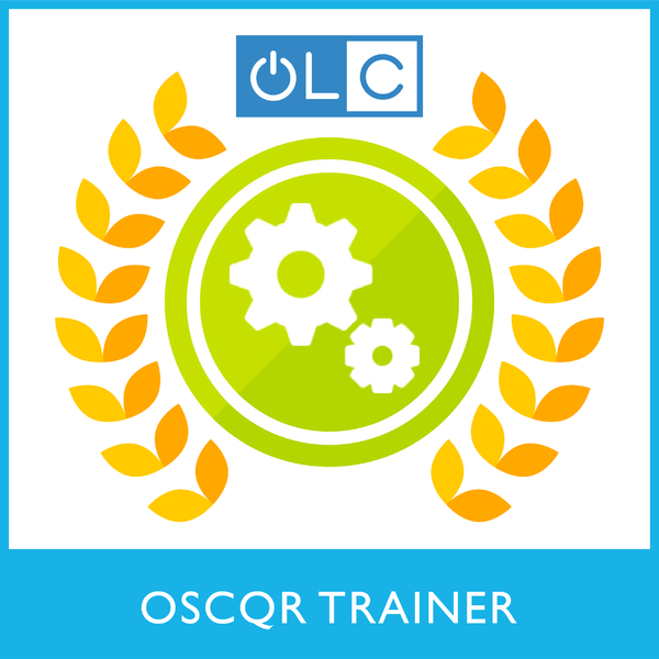 OLC Course Quality Review (OSCQR) Trainer