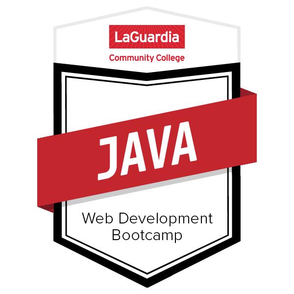 LAGCC Web Developer Bootcamp - Java