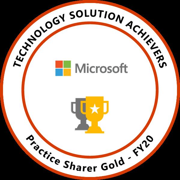Practice Sharer Gold