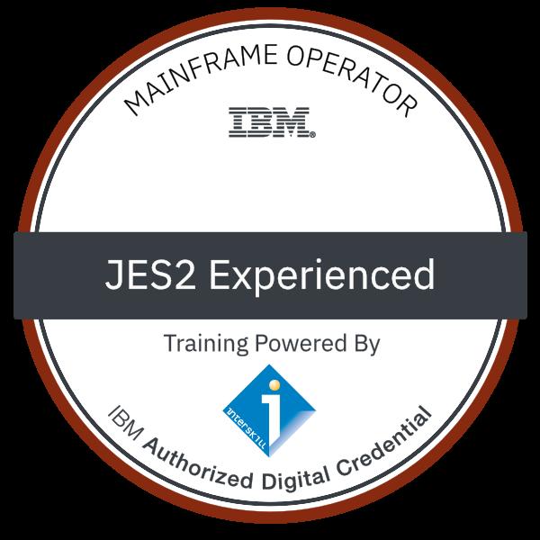 Interskill - Mainframe Operator – JES2 – Experienced