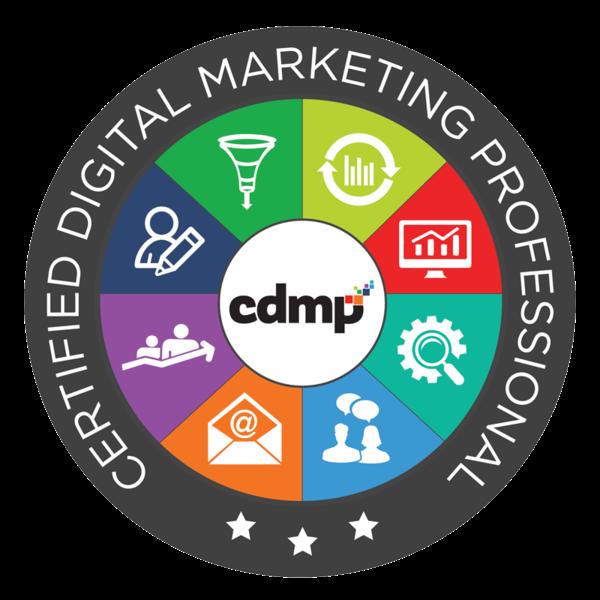Certified Digital Marketing Professional