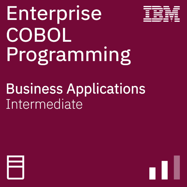 Enterprise COBOL for Business Application Programming