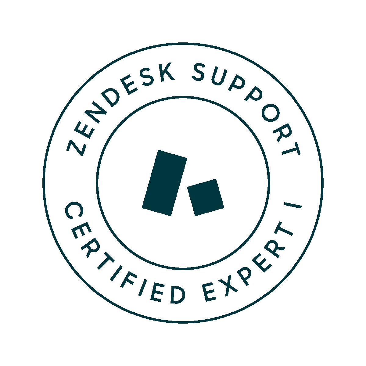 Zendesk Support Administrator Expert I