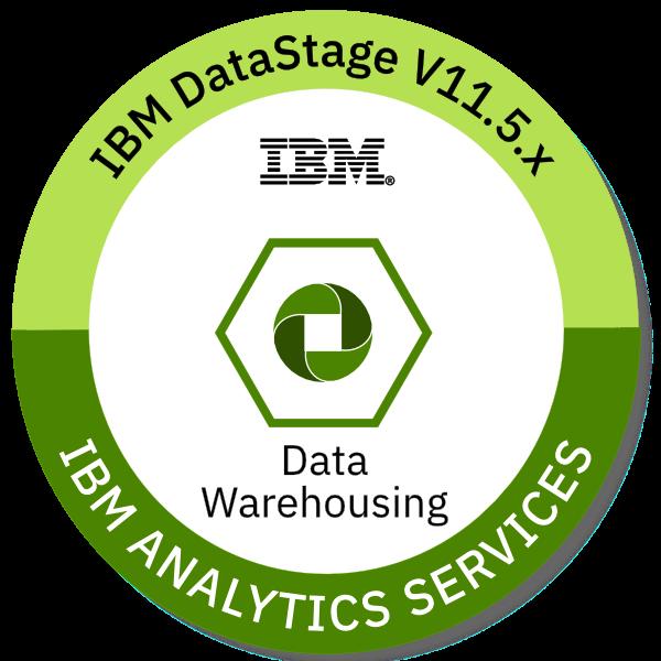 IBM DataStage V11.5.x Data Warehousing