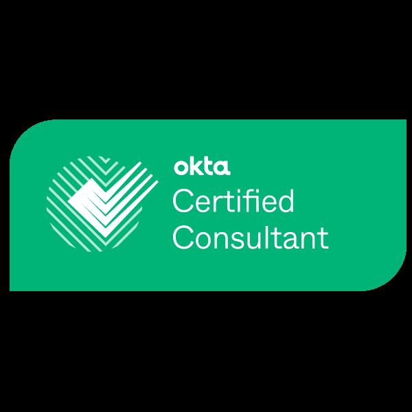 Okta Certified Consultant