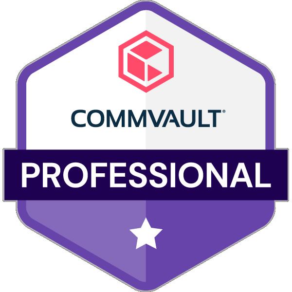 Commvault Certified Professional