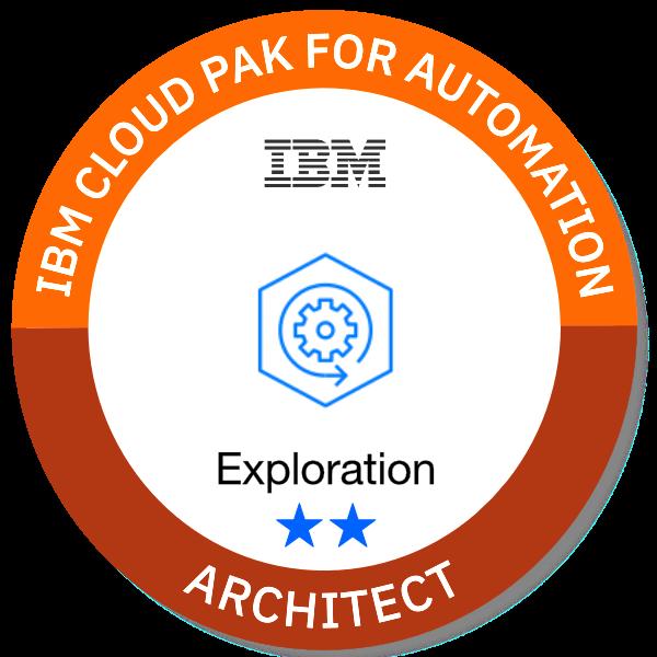 IBM Cloud Pak for Automation - Architect