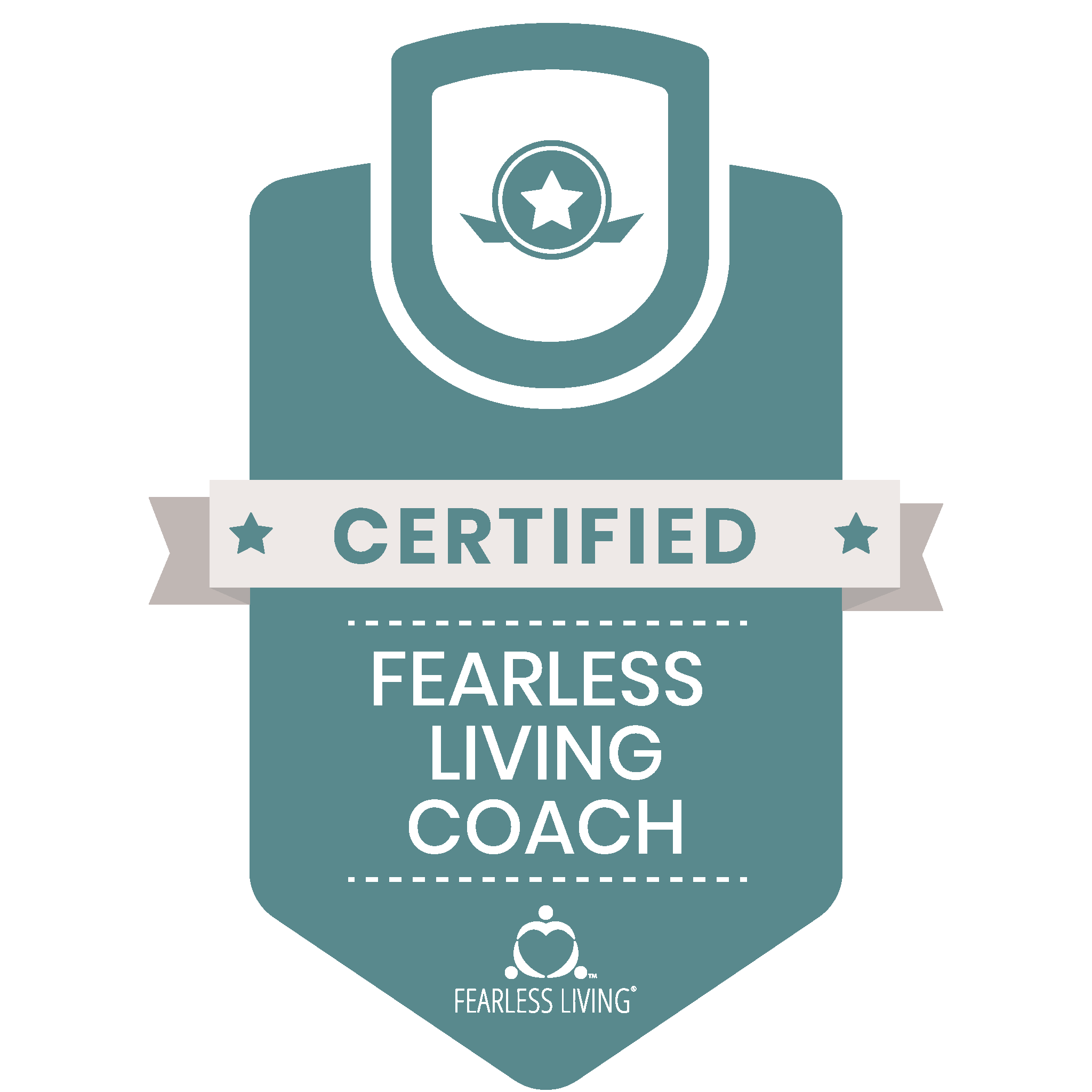 Certified Fearless Living Coach (CFLC)