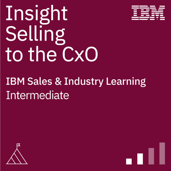 Insight Selling to the CxO