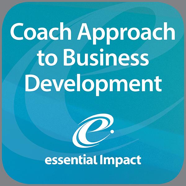 Coach Approach to Business Development