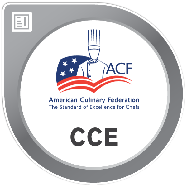 ACF Certified Culinary Educator® (CCE®)