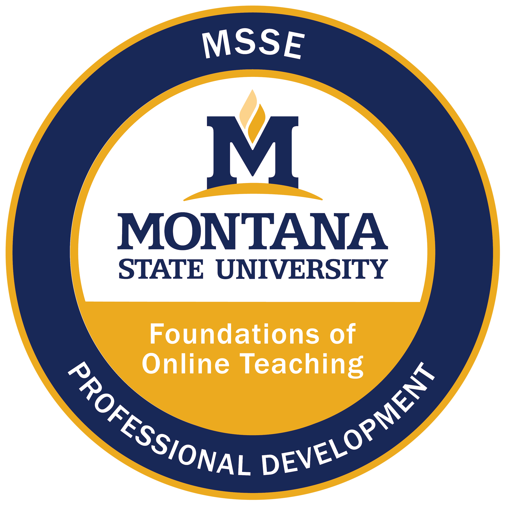 Foundations of Online Teaching