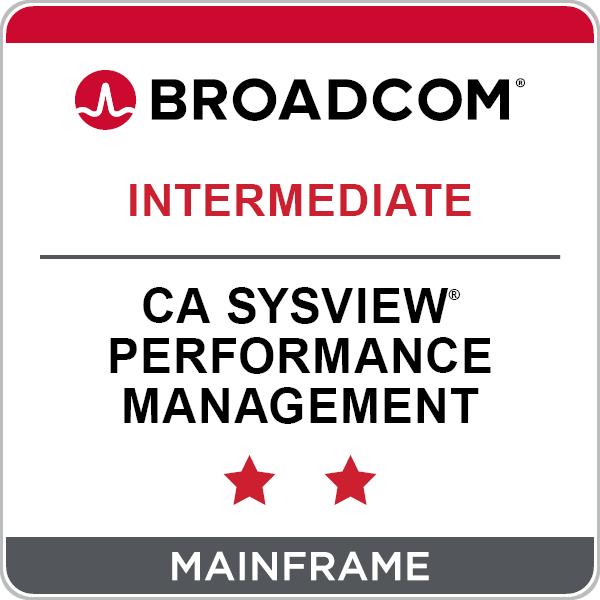 CA SYSVIEW® Performance Management - Intermediate