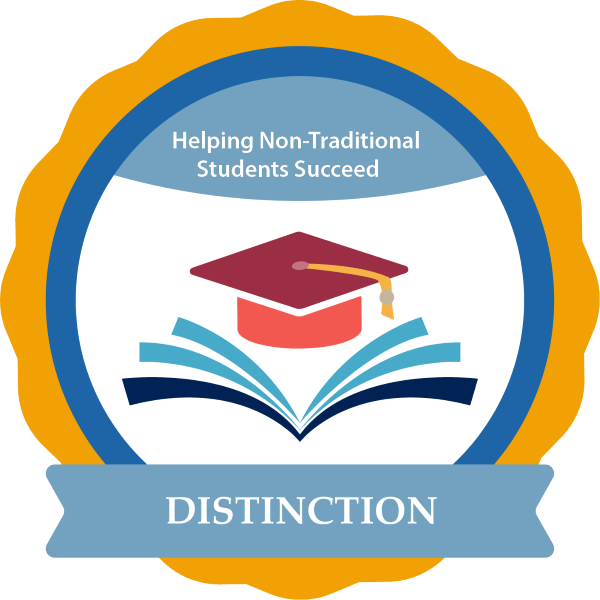 Helping Non-Traditional Students Succeed with Distinction
