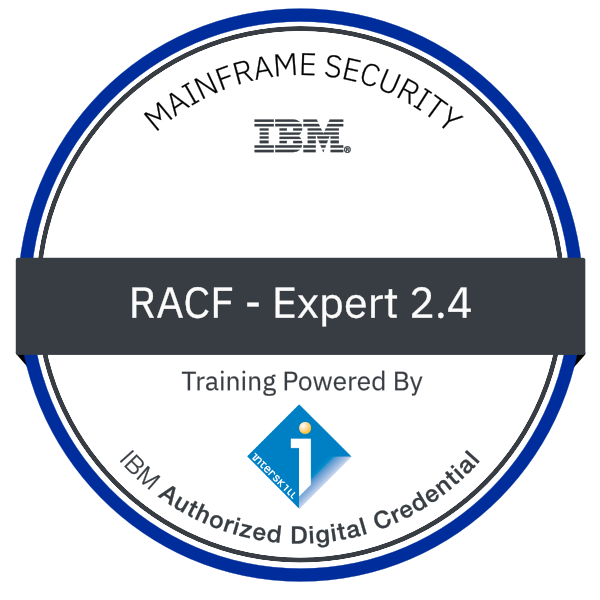 Interskill - Mainframe Security - RACF – Expert 2.4