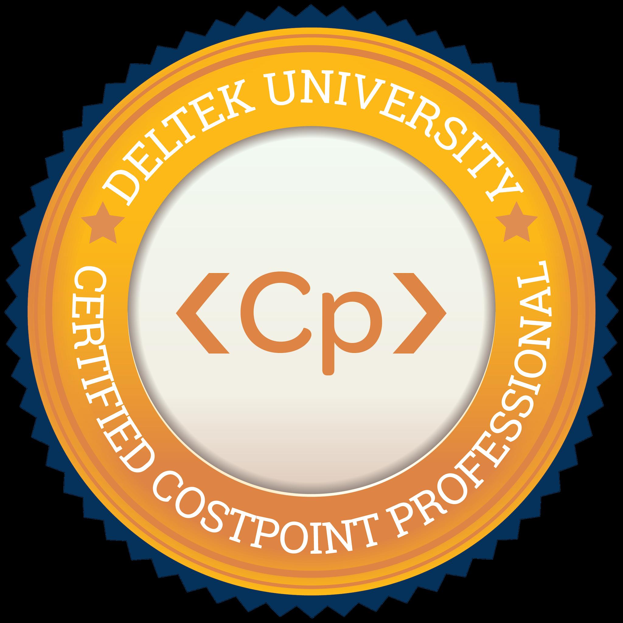 Costpoint Master Certification Exam
