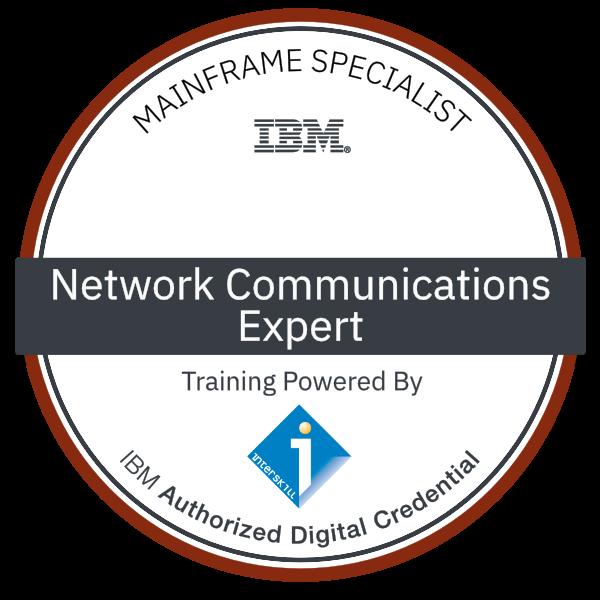 Interskill - Mainframe Specialist – Network Communications – Expert