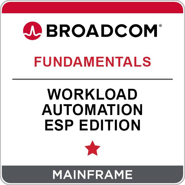 Workload Automation ESP Edition - Fundamentals