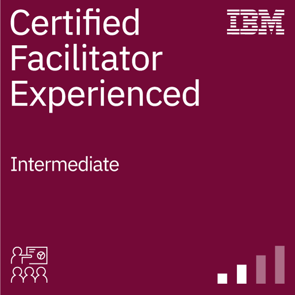 IBM Certified Facilitator - Experienced